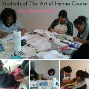 Cursus the art of henna