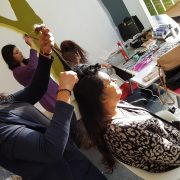 Cursus the art of hairstyling