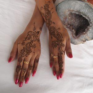 The Art Of Henna DEEL I BASIS